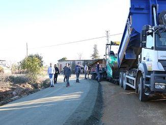 antalyanin first concrete asphalt dosemealti