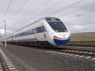 Turhan Bursa gave the emergency date of the train line