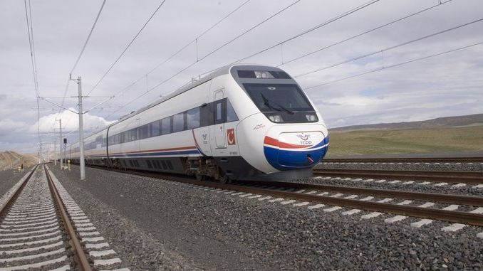 Turhan Bursa gave the emergency date of the train line
