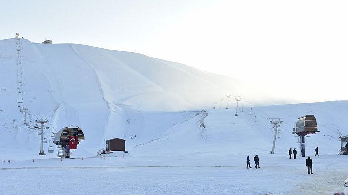 Ski Lift ad alta velocità