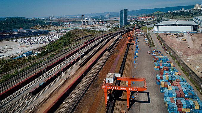 212 aims to establish a national logistics center