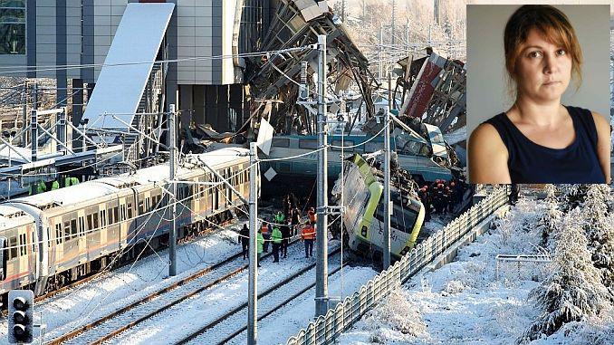 corlu tren kazasinda oglunu kaybeden anne allahtan rahmet dilemeyin istifa edin