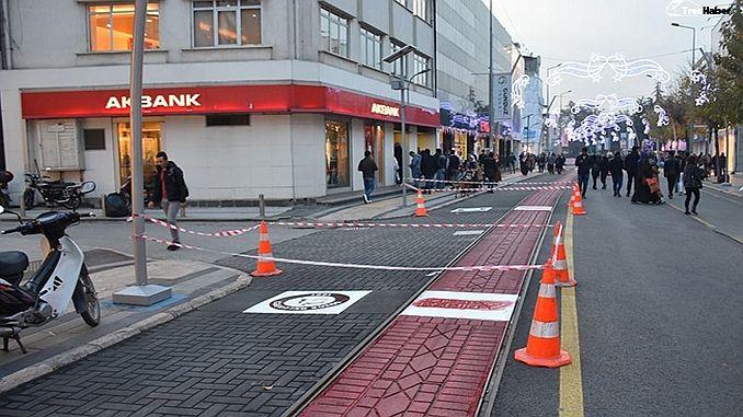 duzcede istanbul street