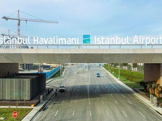 istanbul havalimani kasim ayinda 40 bin 52 yolcuyu agirladi