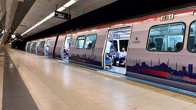 i Istanbul metro fejl ryddet ekspeditioner frøs til normal
