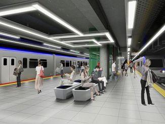 iste istanbulda yeni acilacak 18 metro hatti ve 192 metro istasyonu