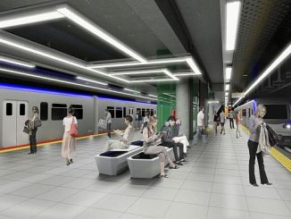 the new emergency will be in Istanbul 18 metro line and 192 metro station