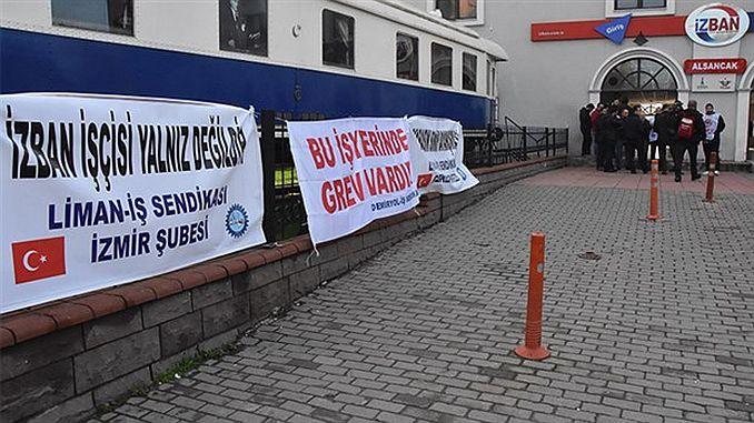 izmirlilerden support for izban strike