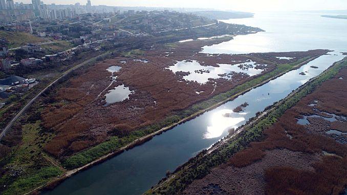 De Rechtsstatus vum Kanal istanbul ugekënnegt