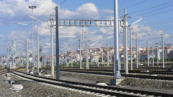 the result of the tender of the railway electrification systems maintenance and repair work