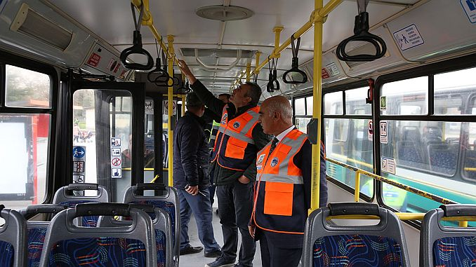 kayseride public transport to be supervised