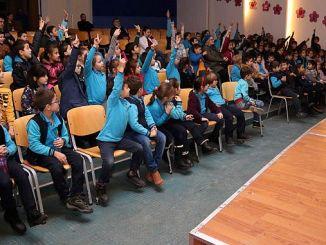kocaelide çocuklara trafiko game traffic education