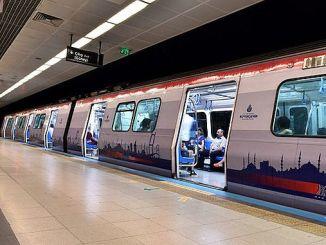 sabiha gokcen metro 29 pflanzung in 2019