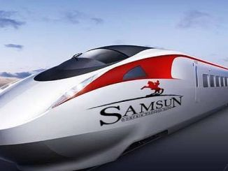 When will Samsun Ankara High Speed ​​Line commence service?