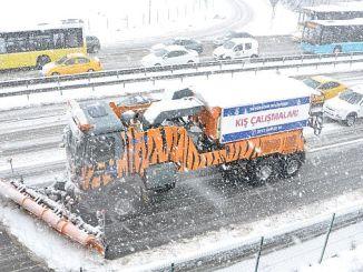 suruculer dikkat istanbula kar geliyor