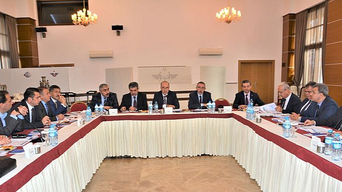 tcdd 92 training board meeting was held