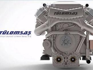 tulomsas 1000 HP डीजल इंजन का उत्पादन करता है