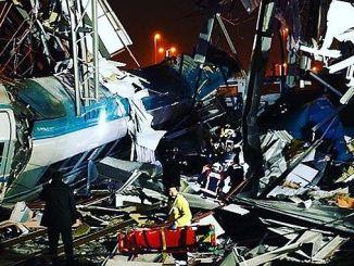 turkiye 2018de ikinci buyuk tren kazasi faciasini yasadi
