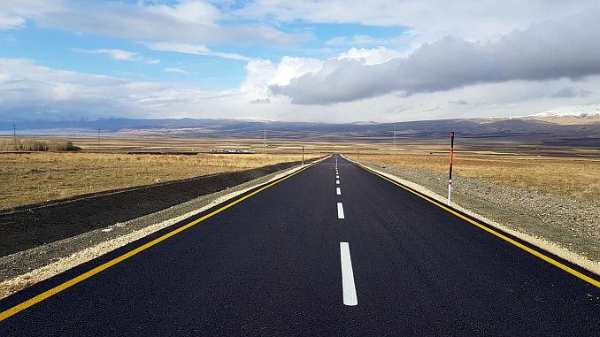 van buyuksehir 2018de 729 km yol yapti