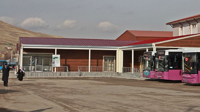 modern facility for vanda public buses