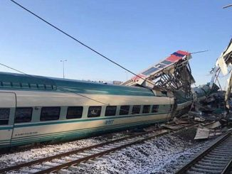 The reason for the YHT crash is the guided train wrong or even directed