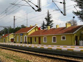 yunus emre station construction