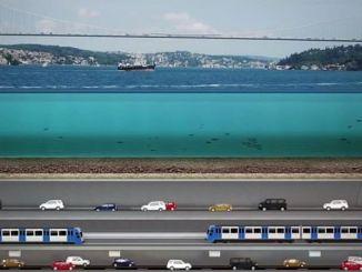 3 katli buyuk istanbul tunel projesi planlari onaylandi