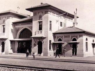 Stanica u Ankari Gazi
