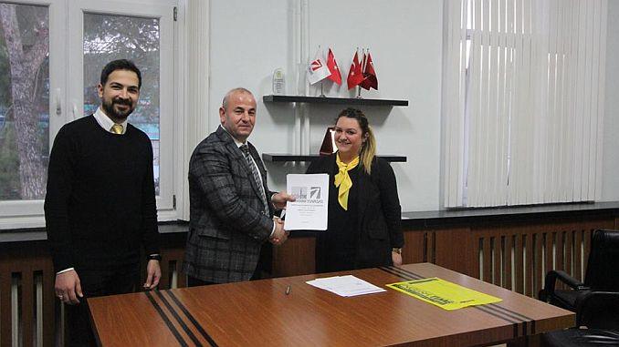 TUVASAS Personeli Icin Yabanci Dil Egitim Protokolü Imzalandi