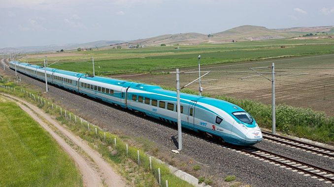 mediterranean sea to be connected by speed train