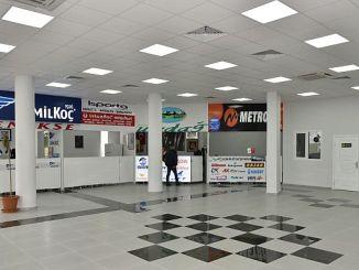 aesthetic touch to the bursa mustafakemalpasa bus terminal