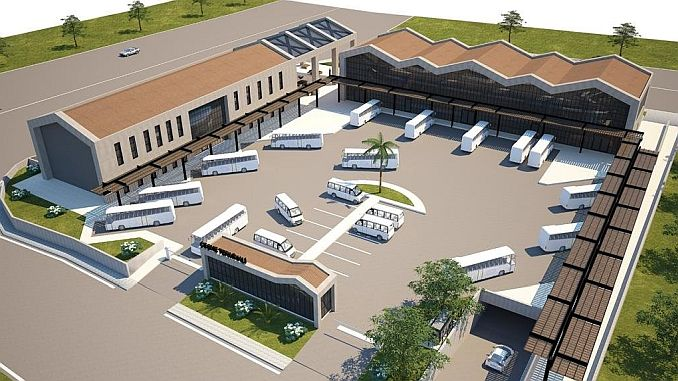 new bus terminal