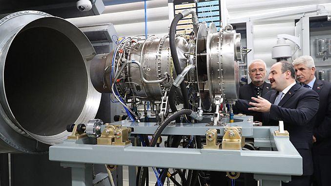 eskisehirde ilk milli helikopter motorunu testi yapildi