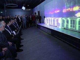 gebze kbinle metro tour startete in einer virtuellen umgebung