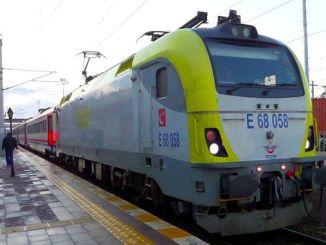 ring of cerkezkoy train line of guvengini