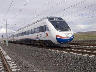 ταχύτητα τρένο malatya garina μέλλον