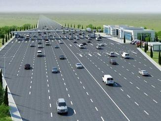 Großes Autobahnprojekt auf Seidenstraße