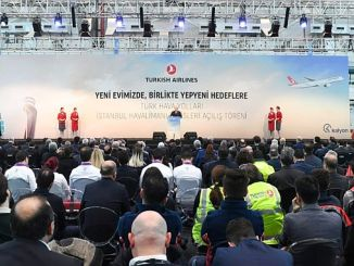 η μεταφορά στο αεροδρόμιο της Κωνσταντινούπολης θα ολοκληρωθεί μέχρι την πορεία