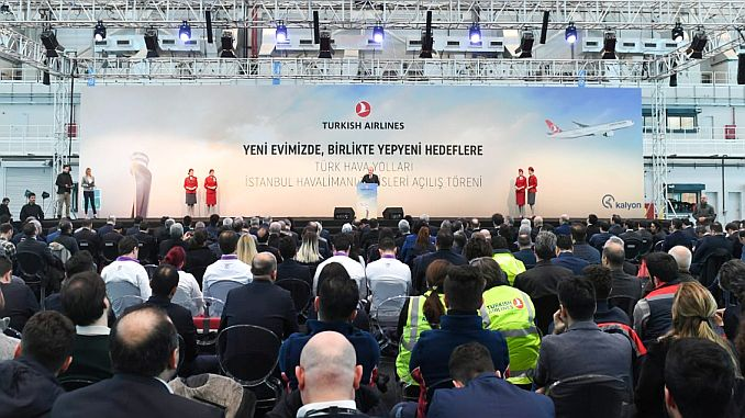 transport to istanbul airport will be completed by march