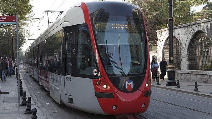 istanbul tramvay hatlari yenileme ihalesi iptal
