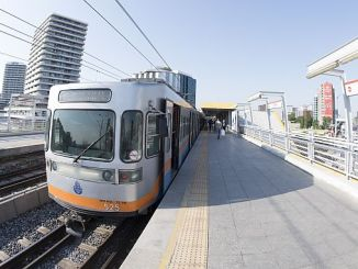 capacity increase of metro stations in Istanbul began