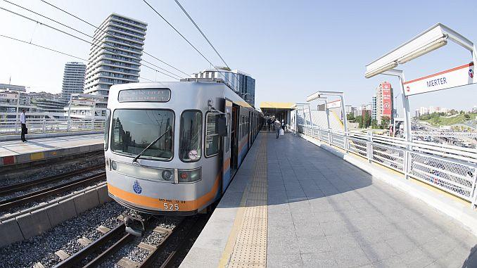 ongezeko la uwezo wa vituo vya metro huko Istanbul ilianza