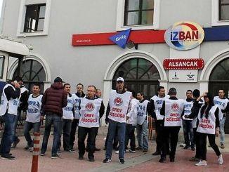izban strike strike politics