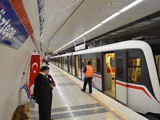 Izmir subway and Izmir tramway strike