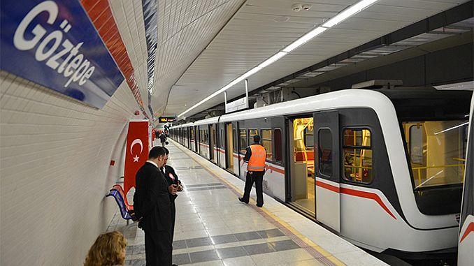 Izmir metro og Izmir sporvogn strike