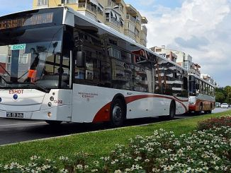 Eshot in Izmir started a strike