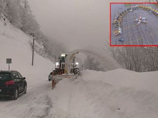 kocaelinin kar timleri 225 aracla yollara mudahele ediyor