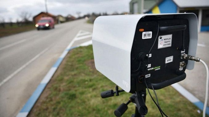 kosovada main roads to be installed in the camera system