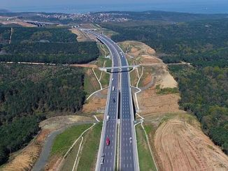 Cambios en el plan de desarrollo de la carretera del norte del marmara.