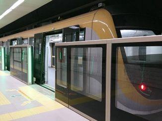 मॅसिडियॉयॉय महमूटबे सबवेमध्ये चाचणी तपासणीची सुरुवात करतात